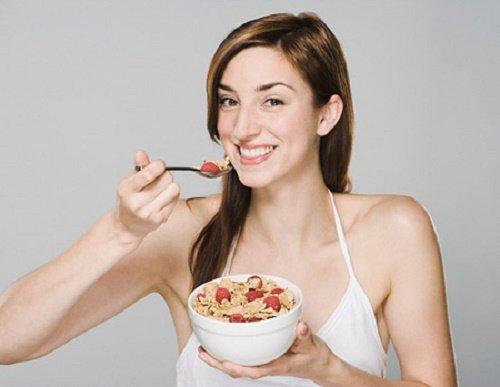 Bổ sung ngũ cốc giúp tăng cân hiệu quả