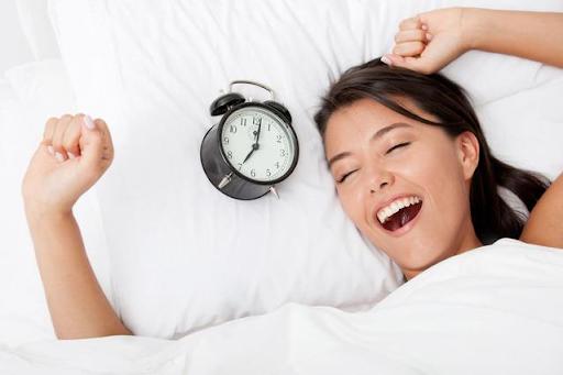 Thực hiện chế độ sinh hoạt ngủ nghỉ khoa học