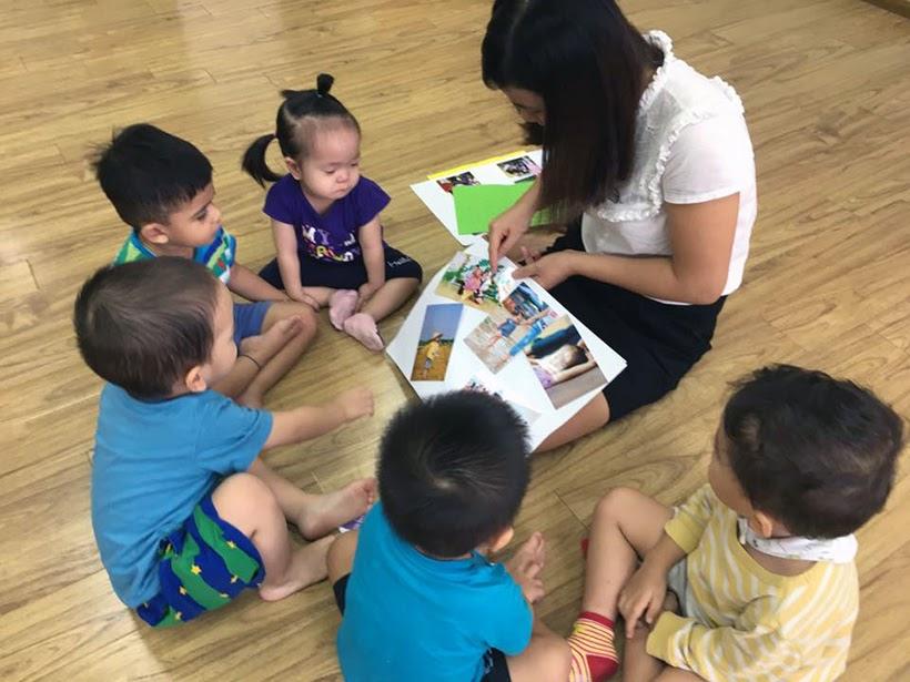 Lợi ích của việc cho trẻ đi học sớm