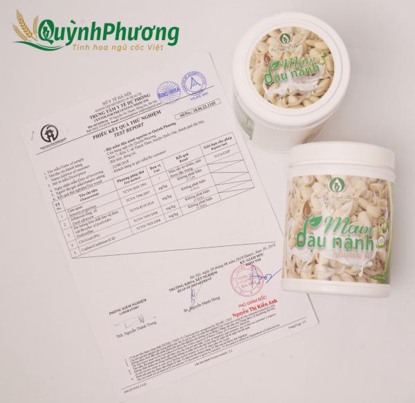 Bột mầm đậu nành Quỳnh Phương
