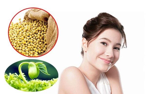 Bột mầm đậu nành cải thiện làn da hiệu quả