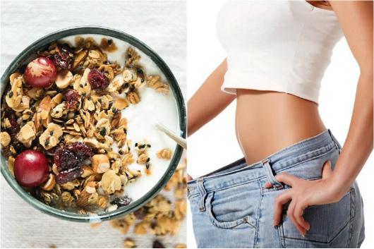 Ngũ cốc ăn kiêng có giảm cân không?