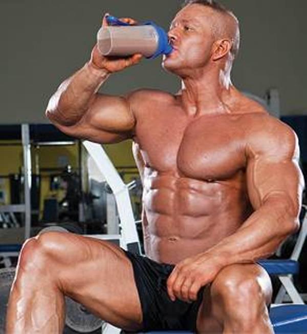 bột ngũ cốc tập gym