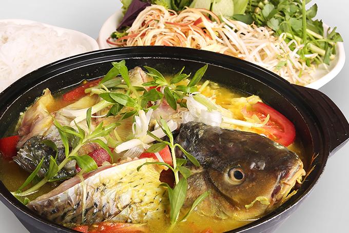 Cá chép thực phẩm cần thiết sau sinh