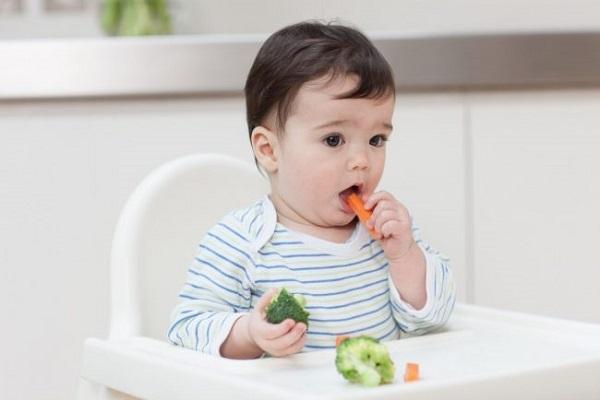 Nên cho bé ăn dặm từ mấy tháng tuổi?