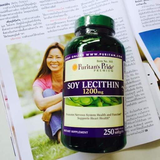 Tinh chất mầm đậu nành soy lecithin