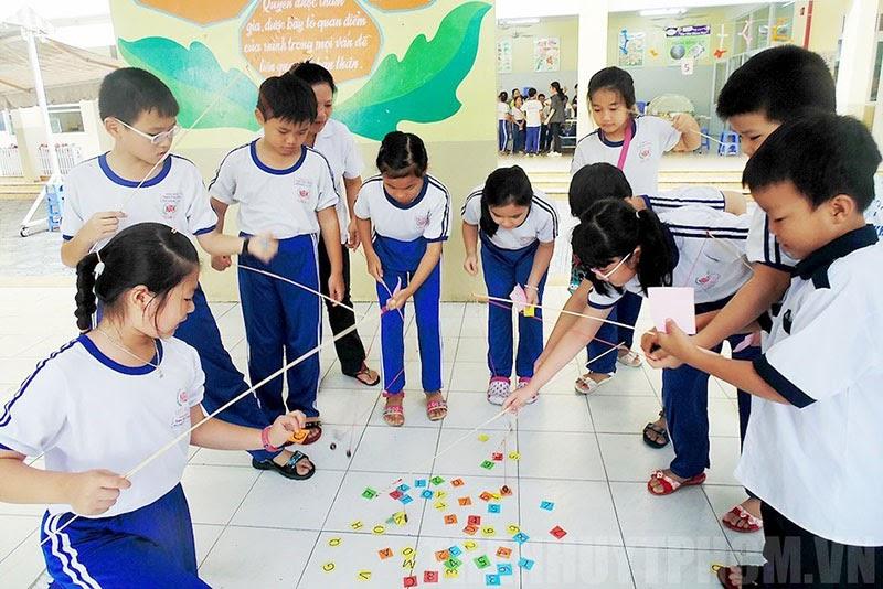 giáo dục stem thúc đẩy khả năng tư duy và sáng tạo của trẻ