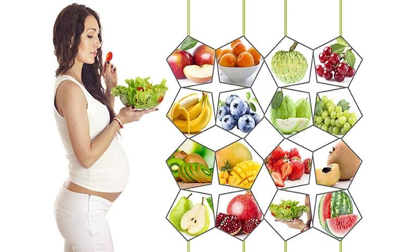 Thực đơn cho bà bầu 3 tháng đầu cần cung cấp những dưỡng chất gì?