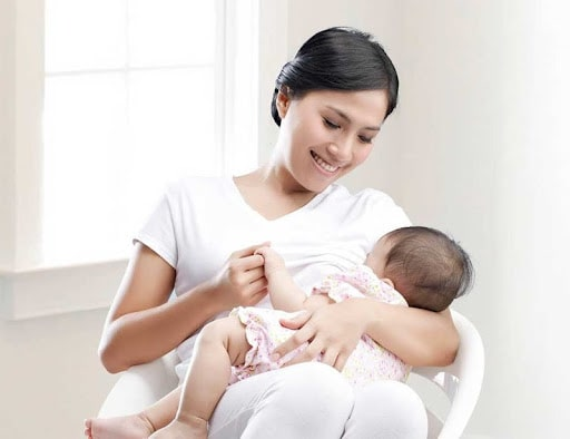 Cách làm sữa nhanh về sau sinh