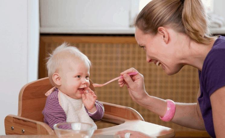 Ngũ cốc tốt cho hệ tiêu hóa non nớt của trẻ
